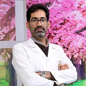 دکتر علی حیدری بکاولی