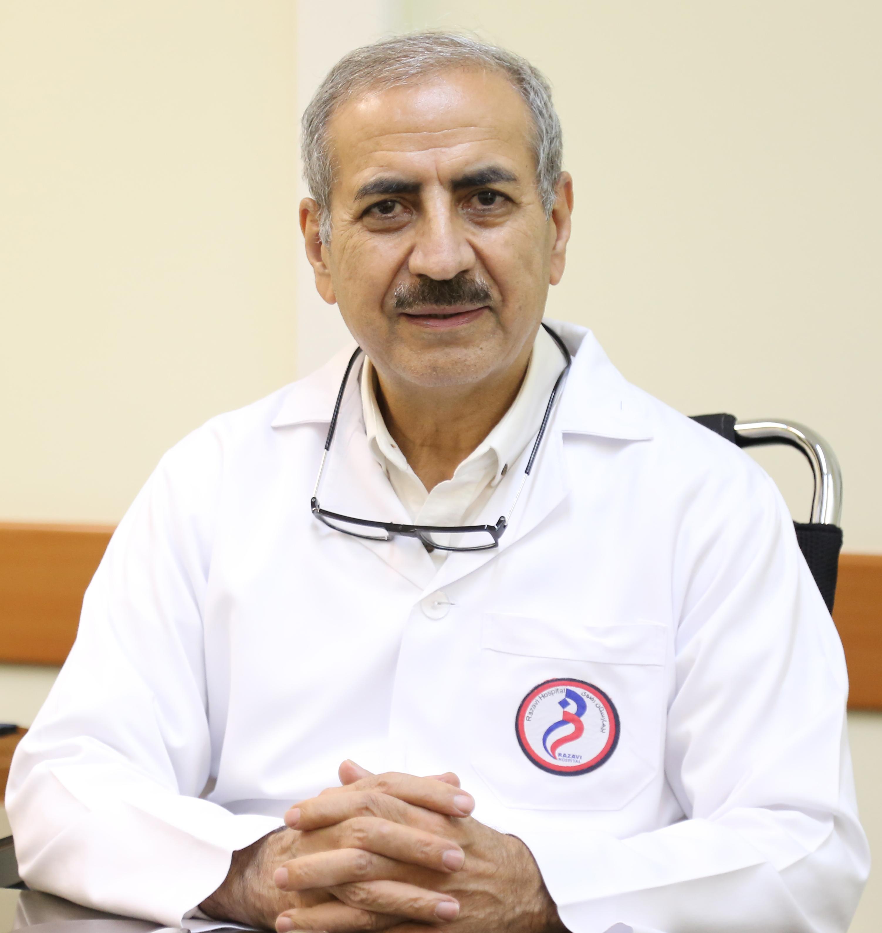 دکتر محمد فرجی راد