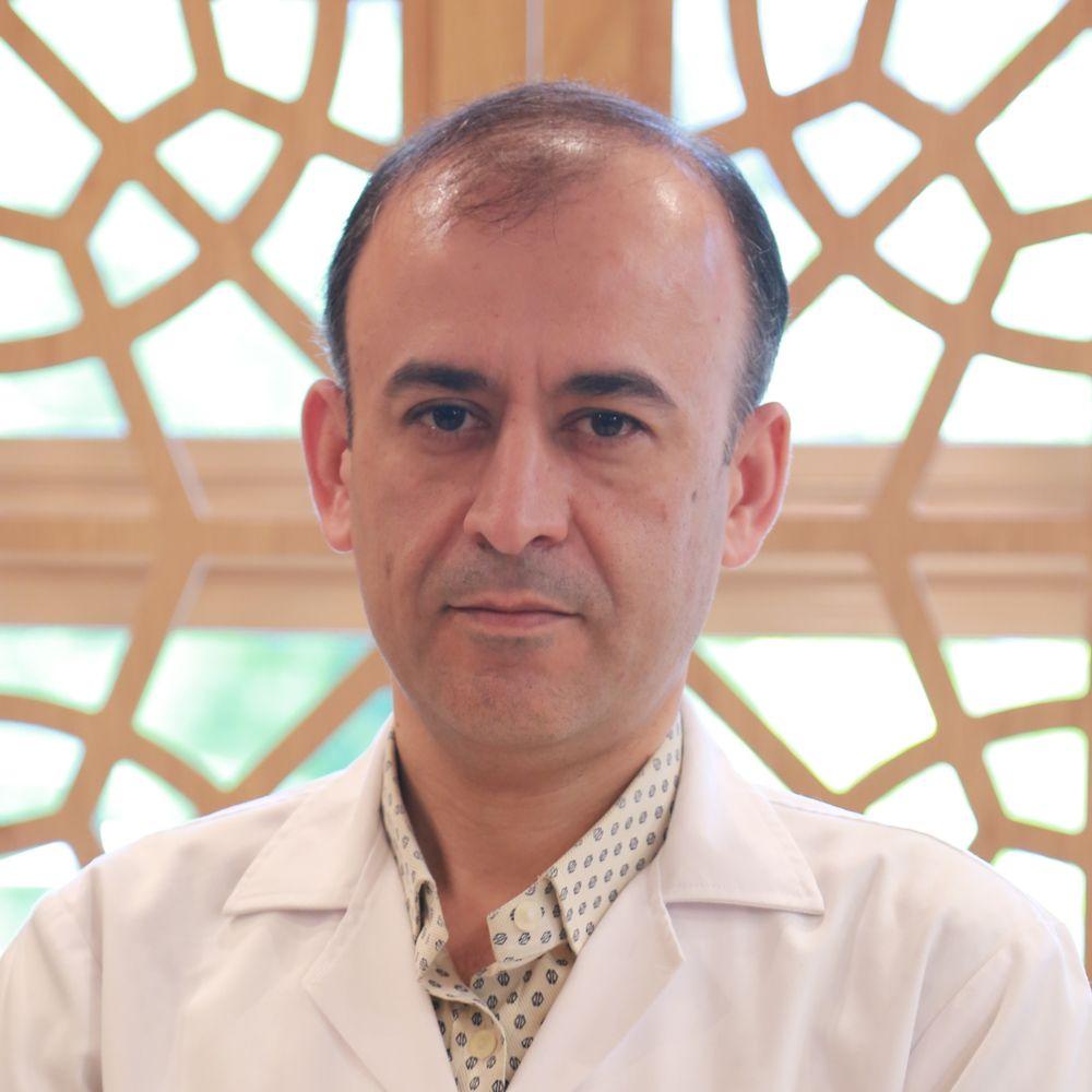 دکتر محسن آقائی حکاک