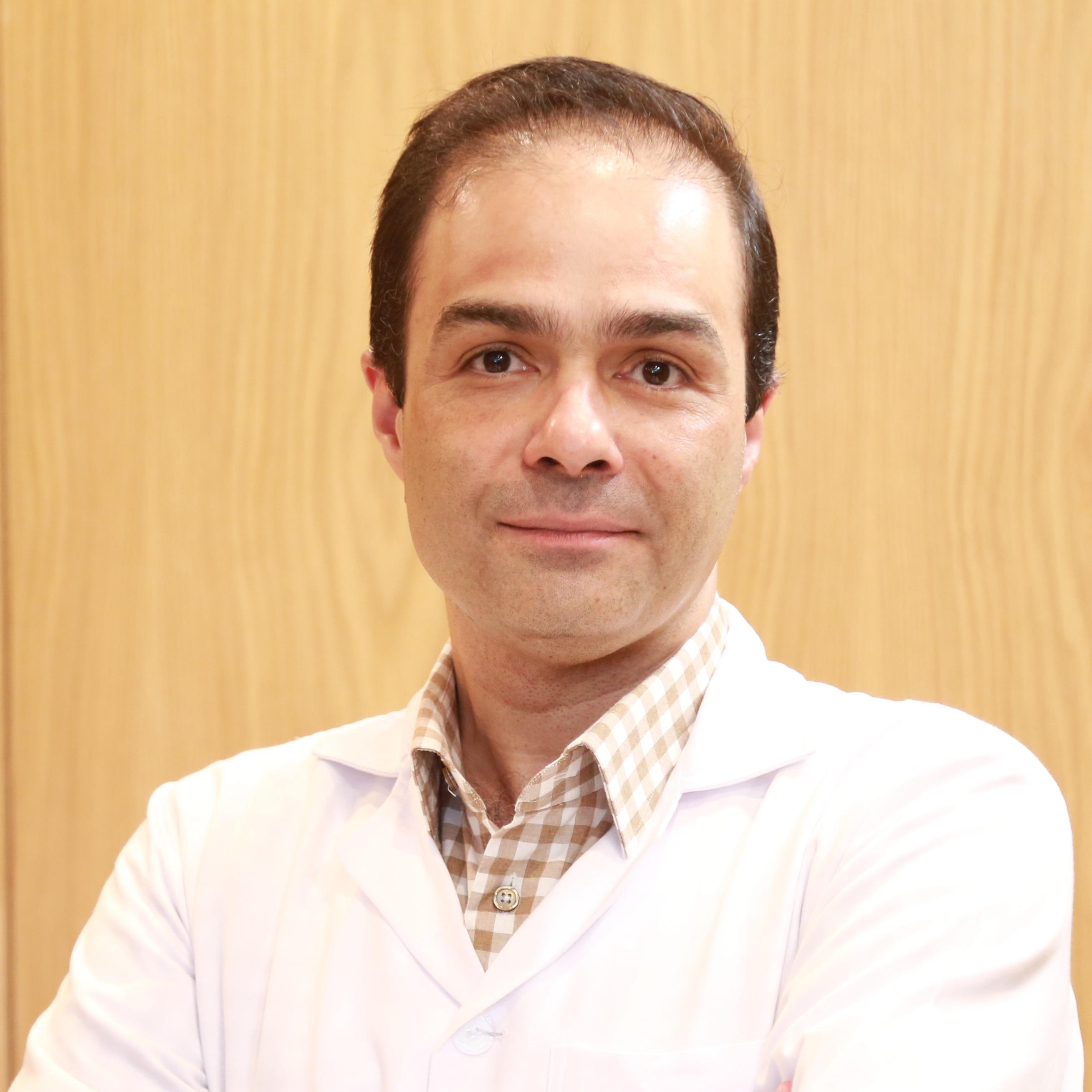 دکتر حمیدرضا علیپور تبریزی