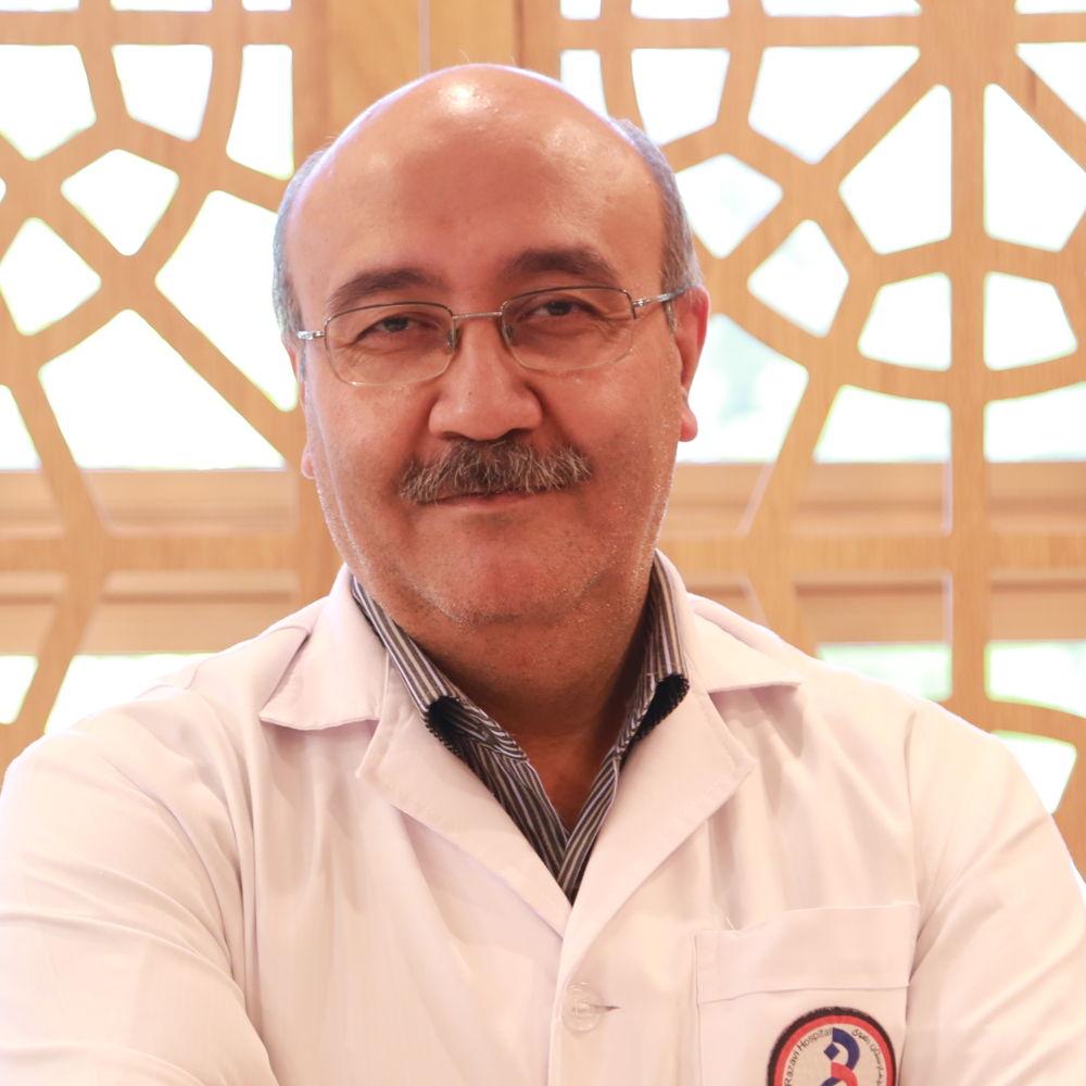 دکتر حسین آریان پور