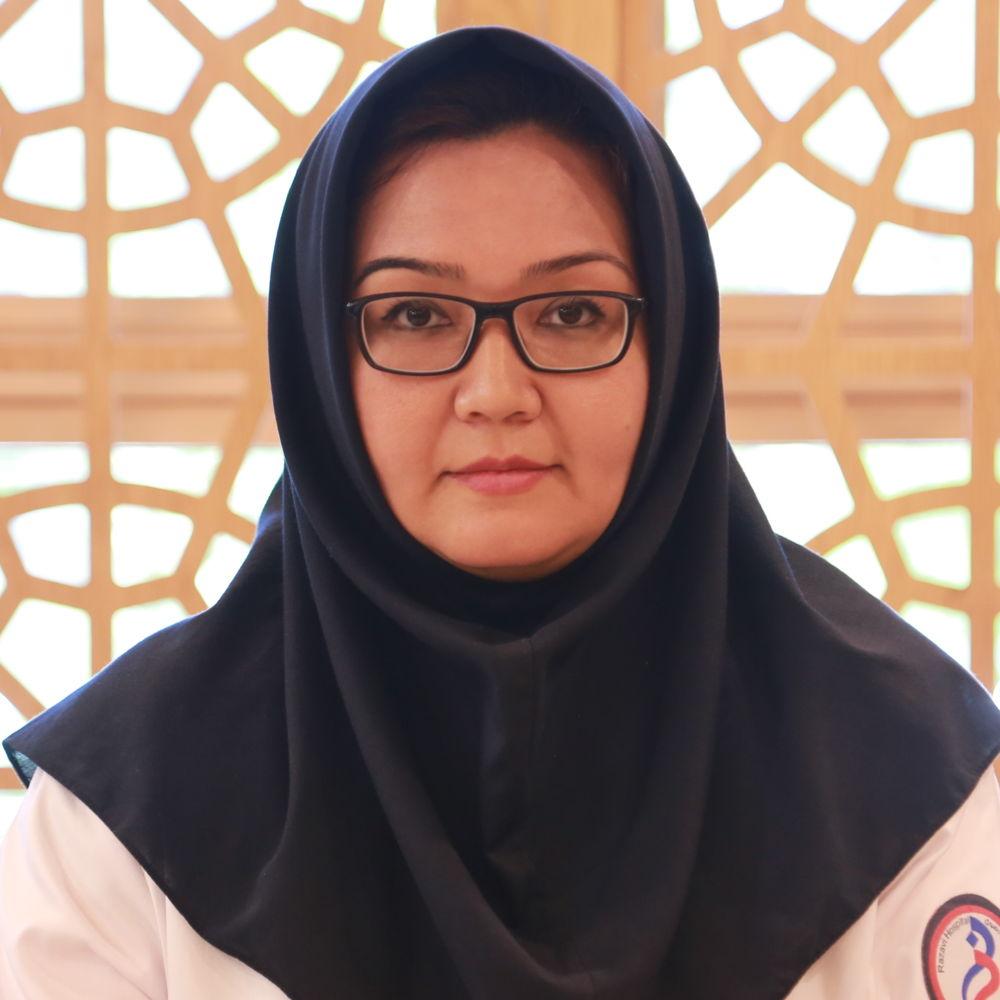 دکتر عفت خراسانی