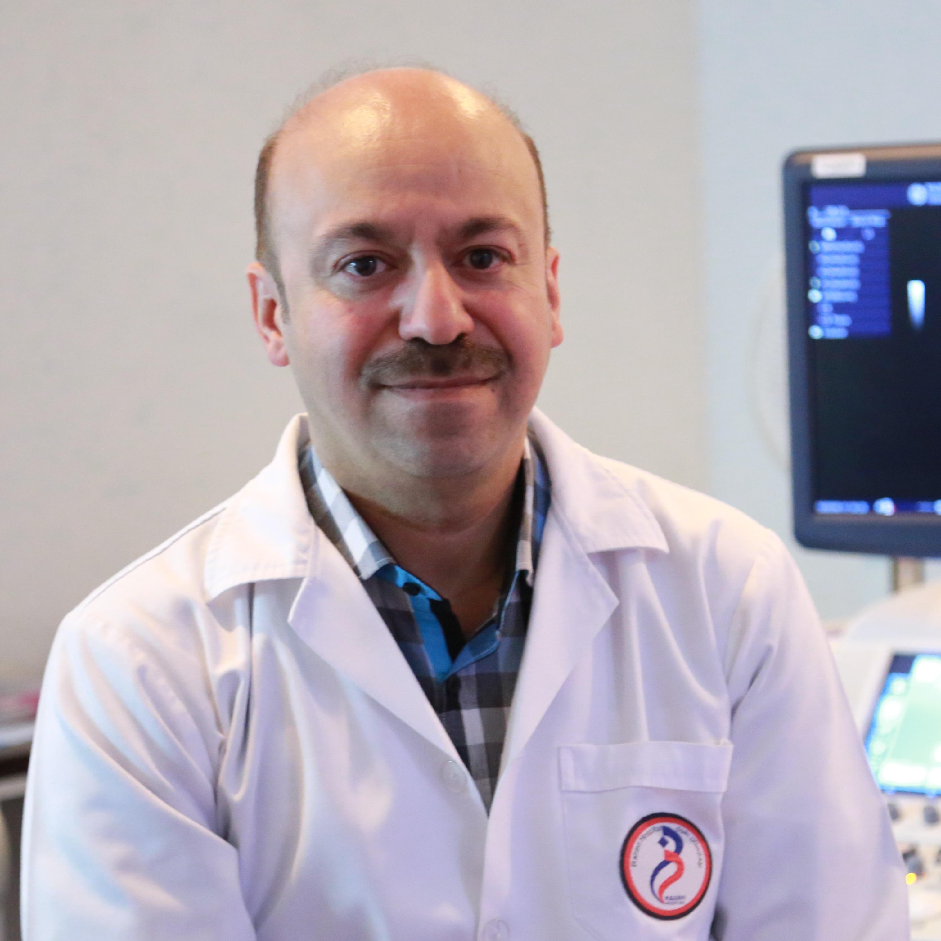 دکتر وحید پرویزی مشهدی