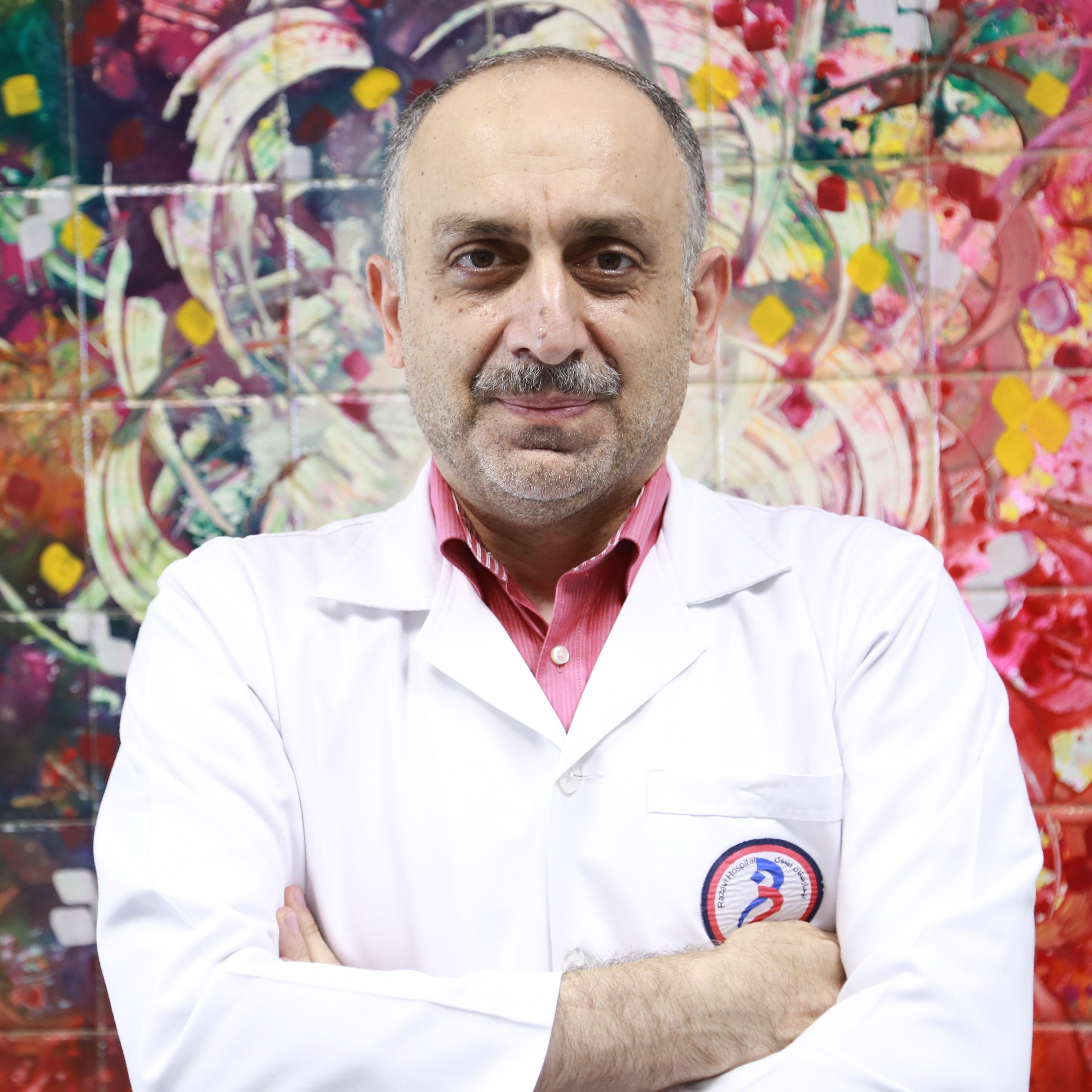 دکتر ابوالقاسم مکبری
