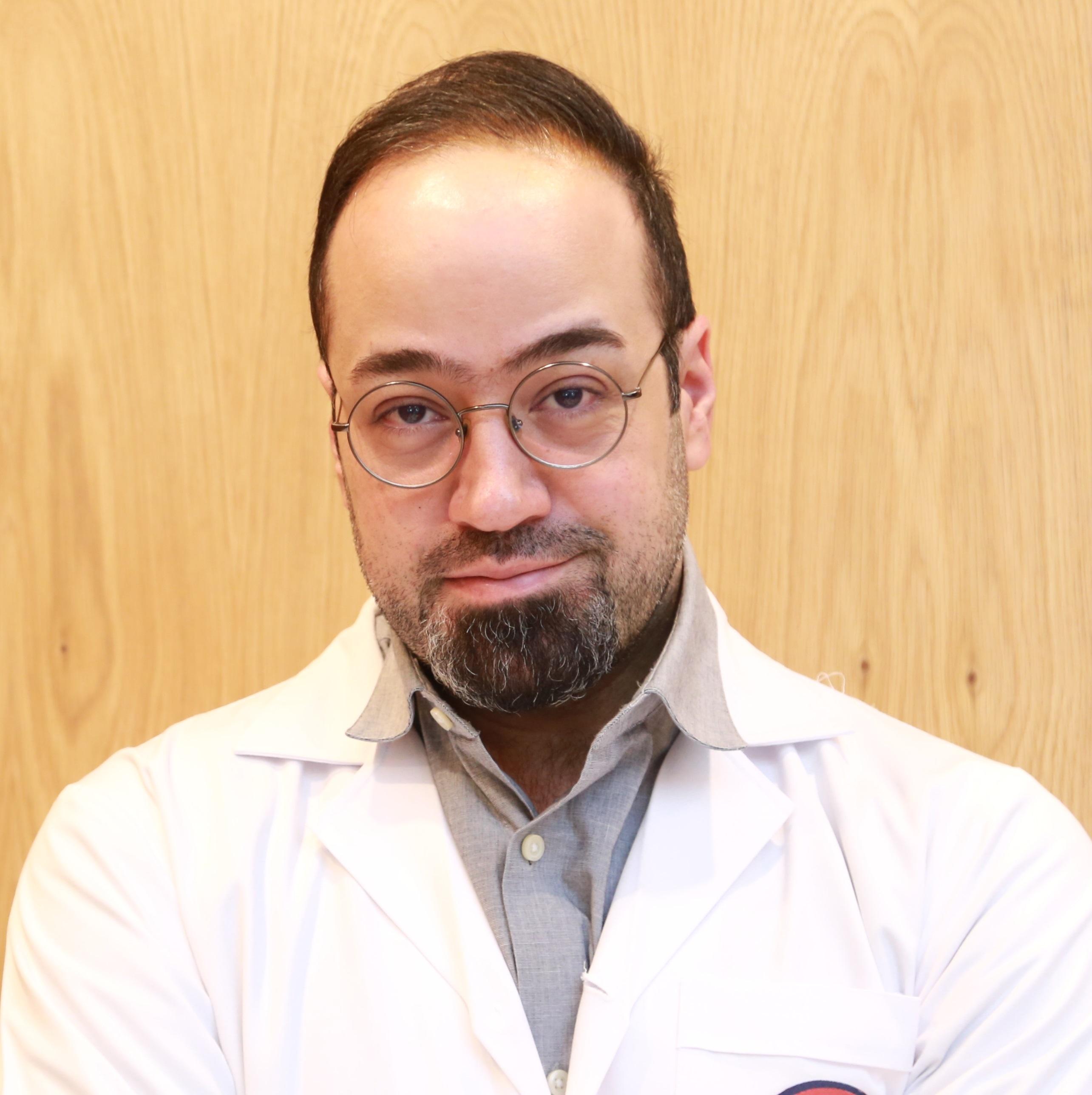 دکتر محمدرضا شرقی
